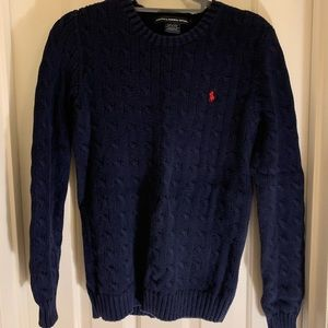 Navy Ralph Lauren Sweater